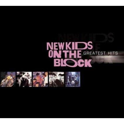 VINYLO.SK | NEW KIDS ON THE BLOCK - GREATEST HITS / Bonus Track [CD]