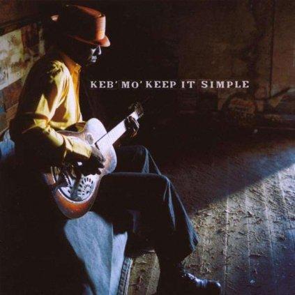VINYLO.SK | KEB' MO' - KEEP IT SIMPLE =REISSUE= [CD]