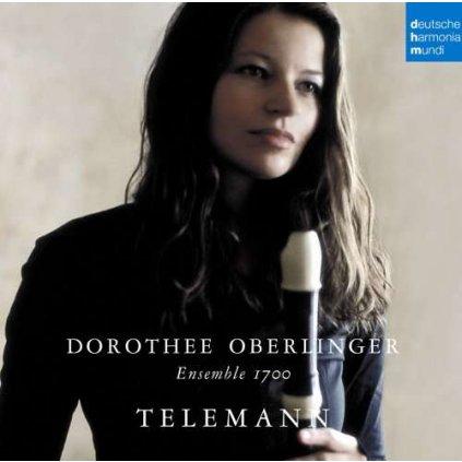 VINYLO.SK | TELEMANN, G.P. - WORKS FOR RECORDER [CD]