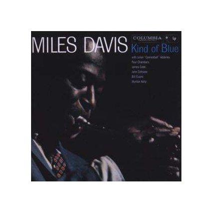VINYLO.SK   DAVIS, MILES - KIND OF BLUE [CD]