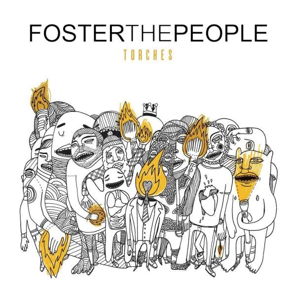 Foster The People ♫ Torches [CD]