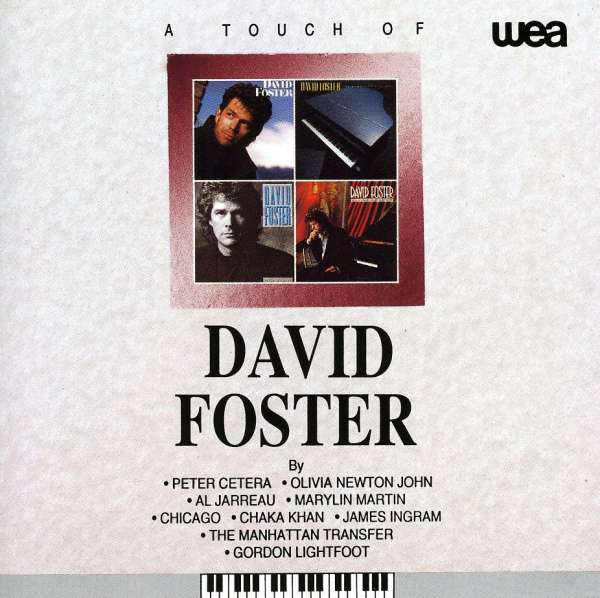 Foster David ♫ A Touch Of David Foster [CD]