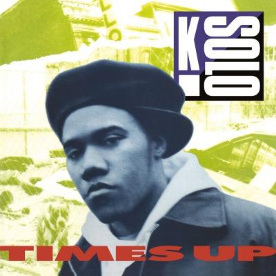 K-Solo ♫ Times Up [LP] vinyl