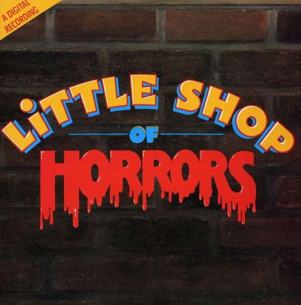 OST ♫ Little Shop Of Horrors [CD]