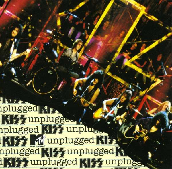 KISS ♫ MTV Unplugged [CD]