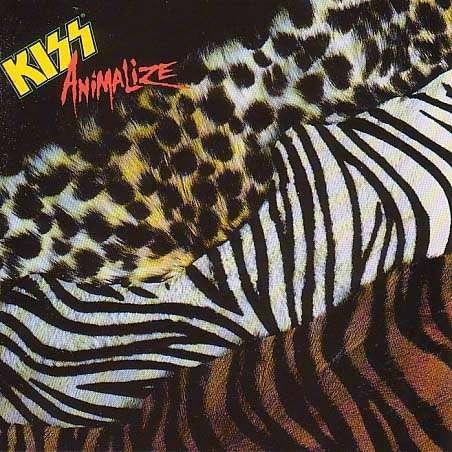 KISS ♫ Animalize [CD]