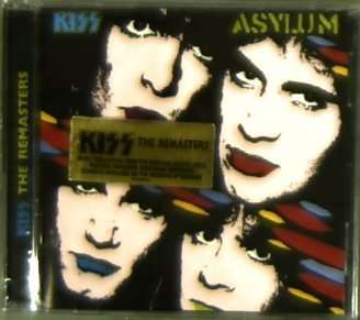 KISS ♫ Asylum [CD]