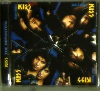 KISS ♫ Crazy Nights [CD]