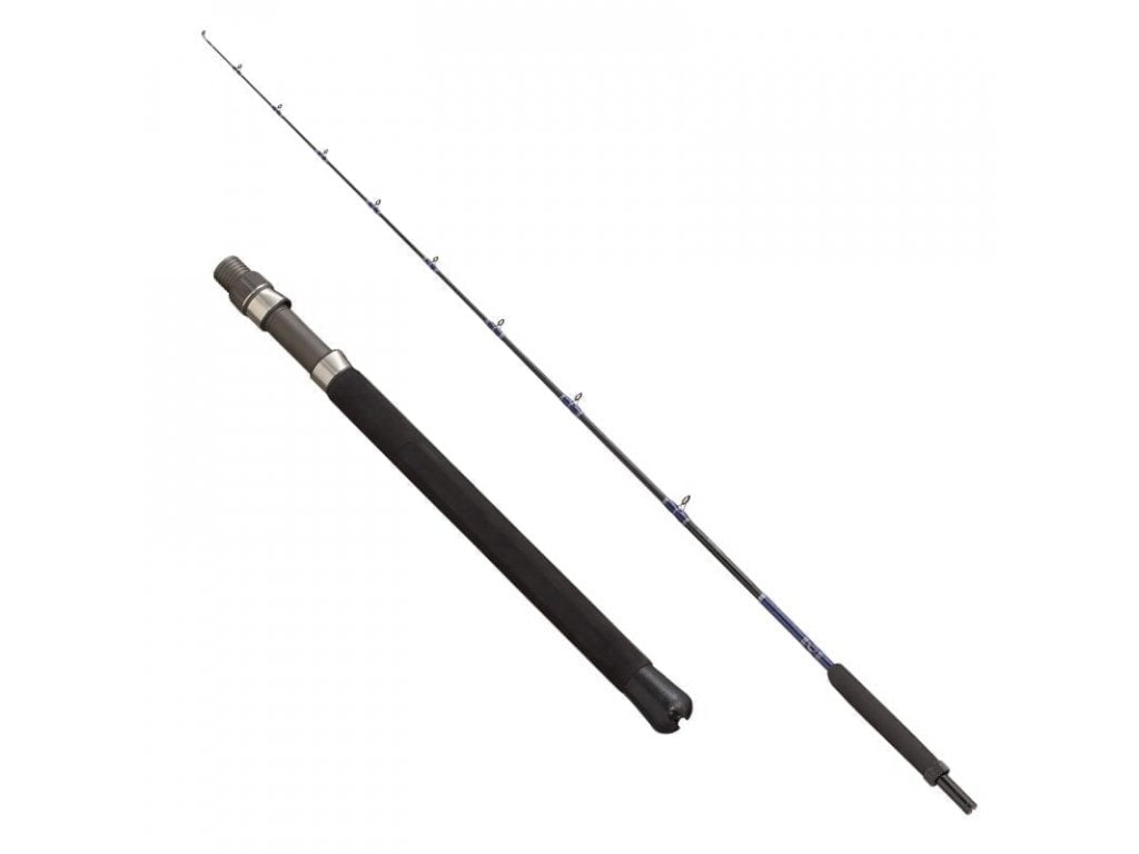 Fladen prut Maxximus Solid Carbon Shadow 2,10m 20-60lbs 2díly