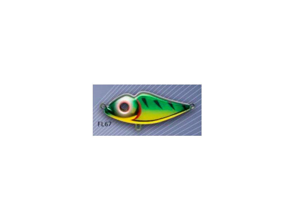 Fladen wobler Conrad Melvin Jerk 11cm/43g