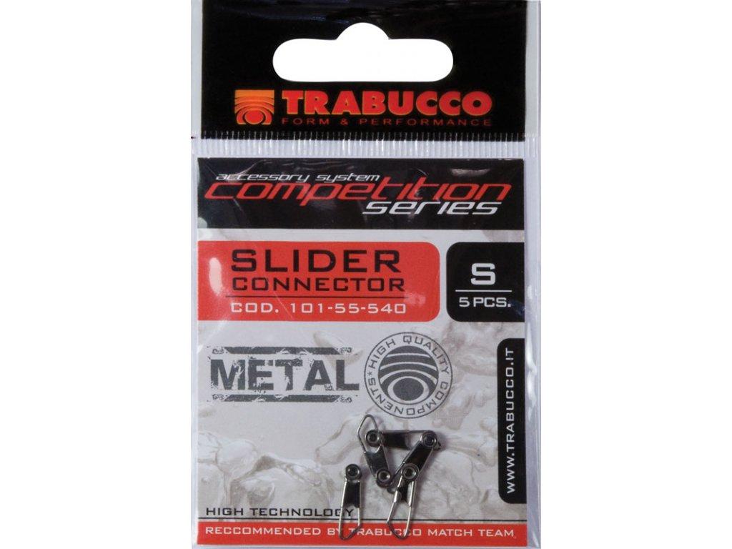Trabucco průběžný závěs Slider Connector 5ks (Velikost S)