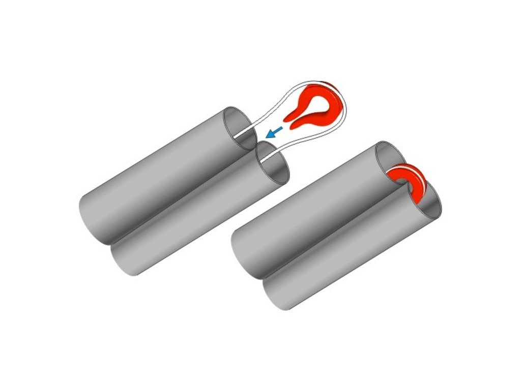 Stonfo chránič amortizační gumy selletta per elastico
