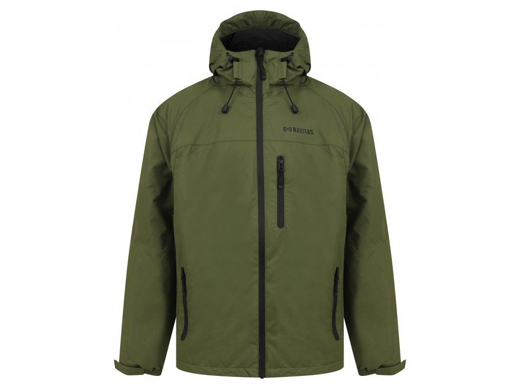 Navitas: Bunda Scout Jacket Green 2.0 Velikost M