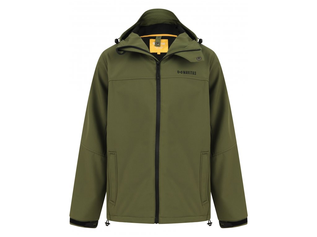 Navitas: Bunda Hooded Soft Shell 2.0 Jacket Velikost M