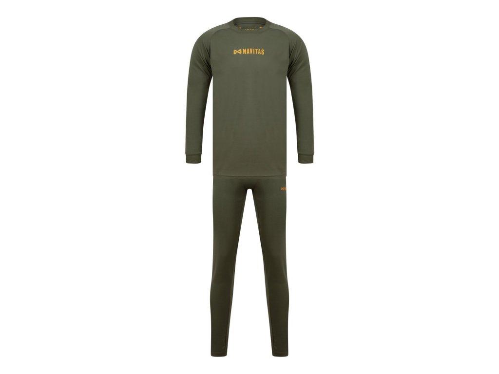 Navitas: Termoprádlo Thermal Base Layer 2 Piece Suit Velikost S