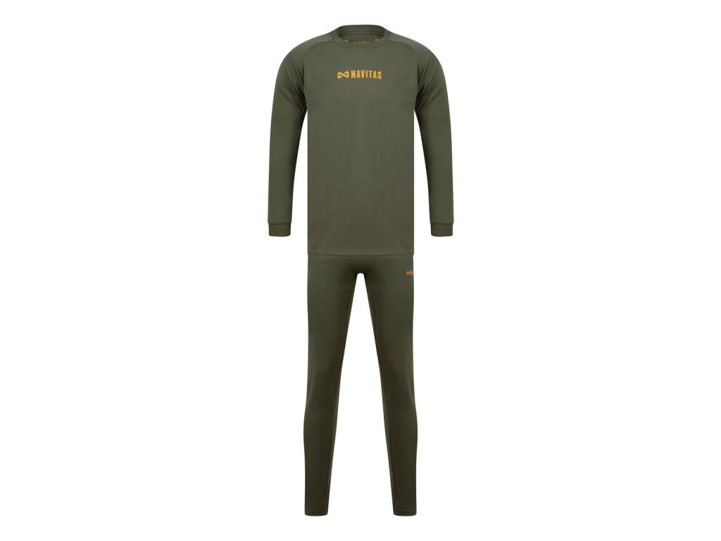Navitas: Termoprádlo Thermal Base Layer 2 Piece Suit Velikost L