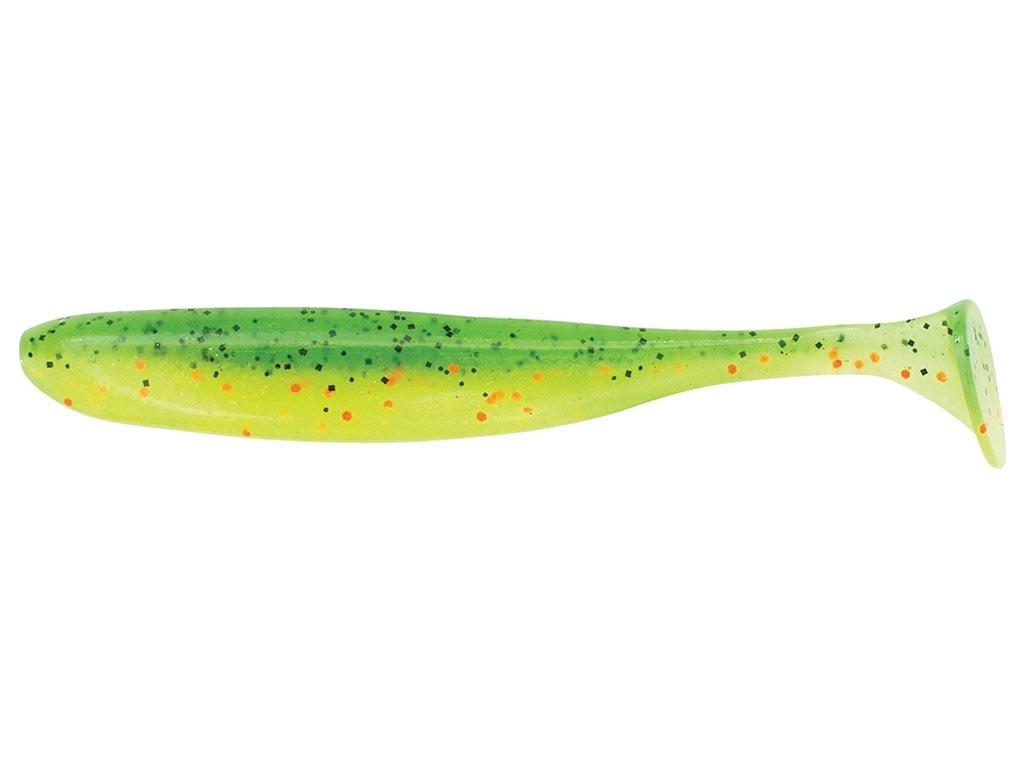 "Keitech: Gumová nástraha Easy Shiner 4"" 10,2cm 5,5g Hot Fire Tiger 7ks"