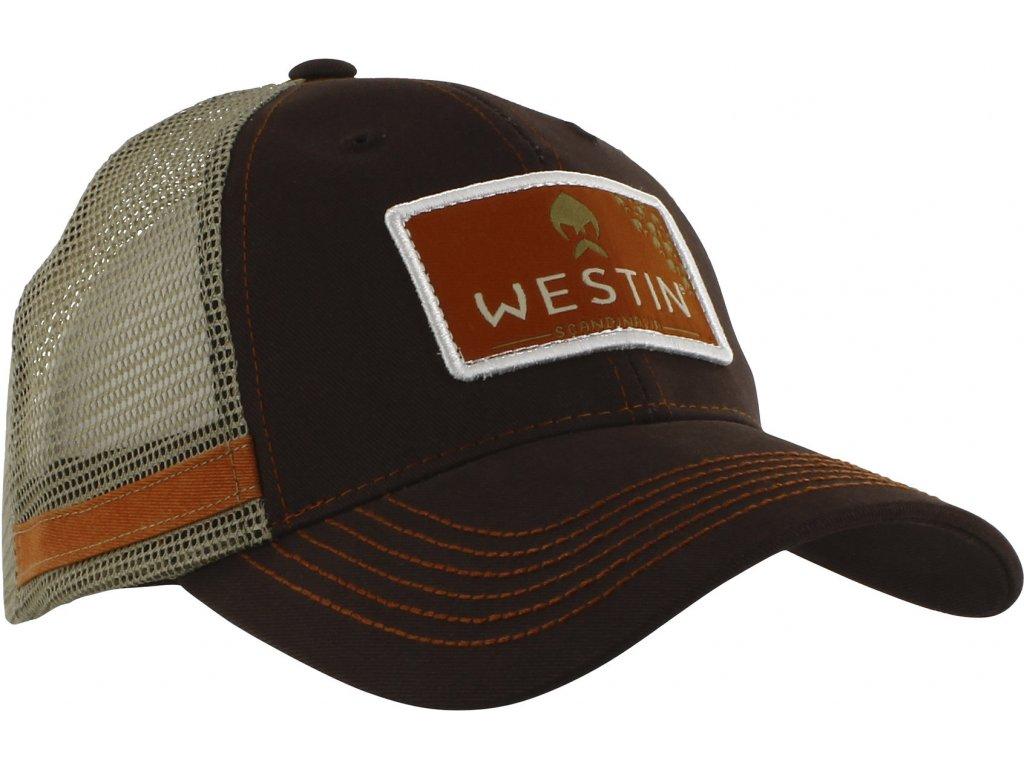 Westin: Čepice Hillbilly Trucker Cap Grizzly Brown