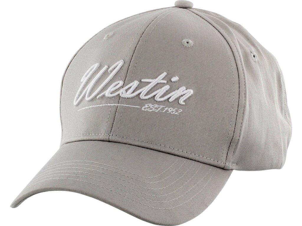 Westin: Kšiltovka Onefit Cap Griffin Grey