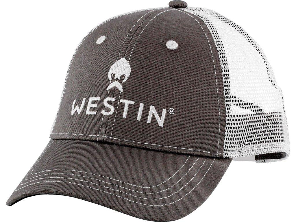 Westin: Kšiltovka Trucker Cap Elephant Grey
