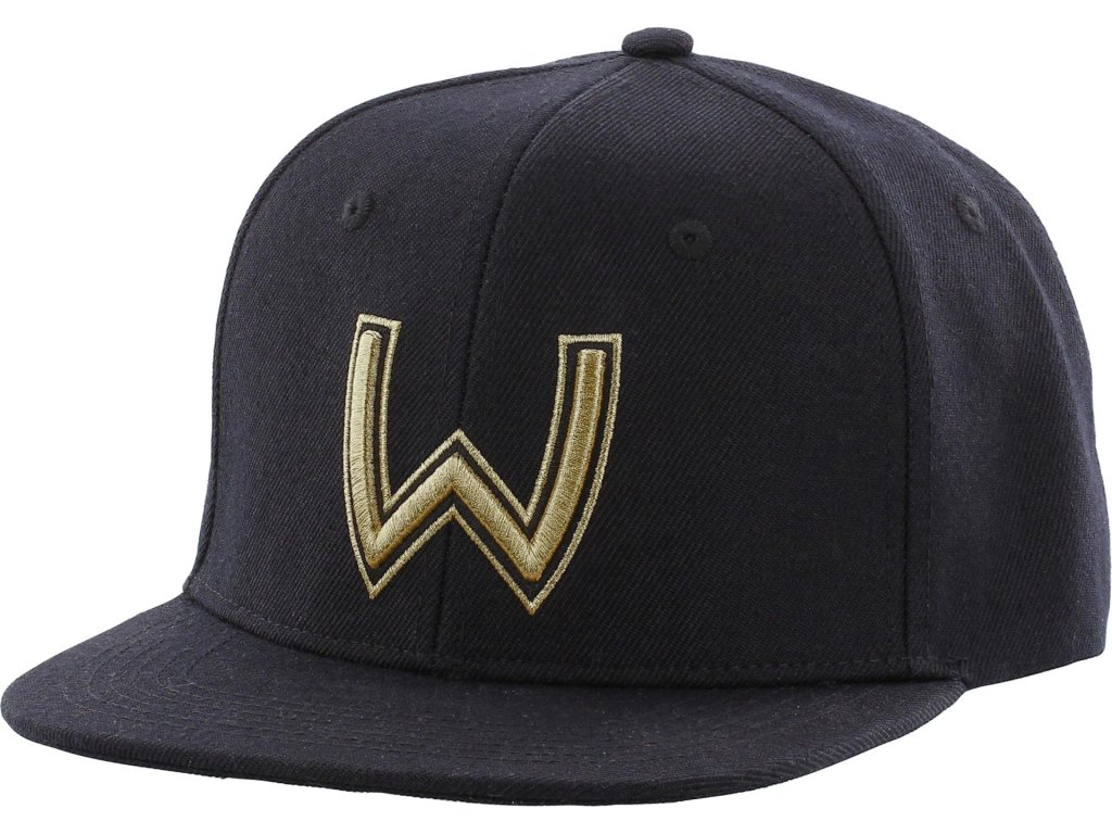Westin: Kšiltovka W Viking Helmet Black/Gold