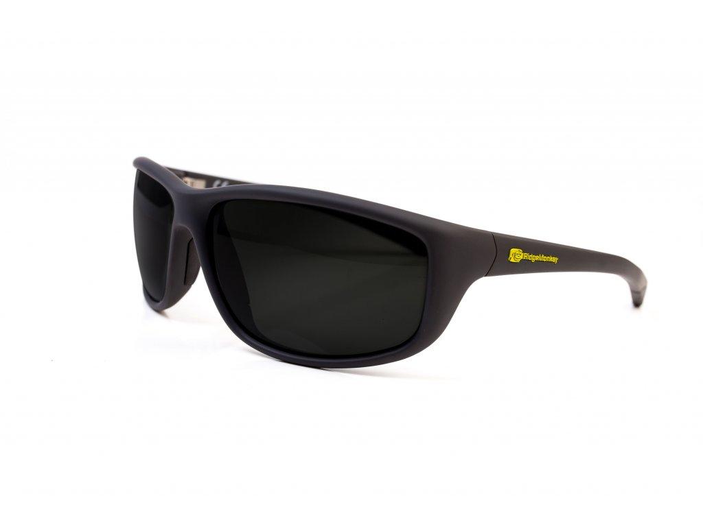RidgeMonkey: Brýle Pola-Flex Sunglasses Smoke Grey