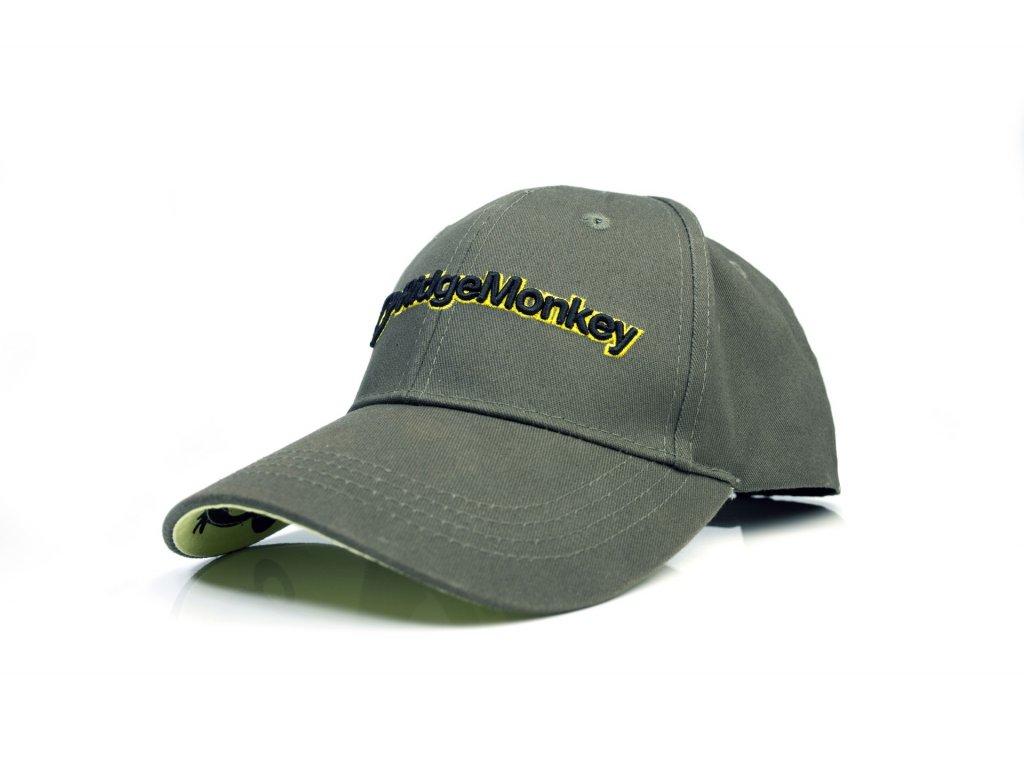 RidgeMonkey: Kšiltovka 'The General' Baseball Cap Green