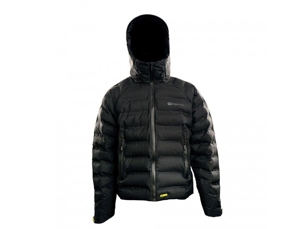 RidgeMonkey: Bunda APEarel Dropback K2 Waterproof Coat Black Velikost XL