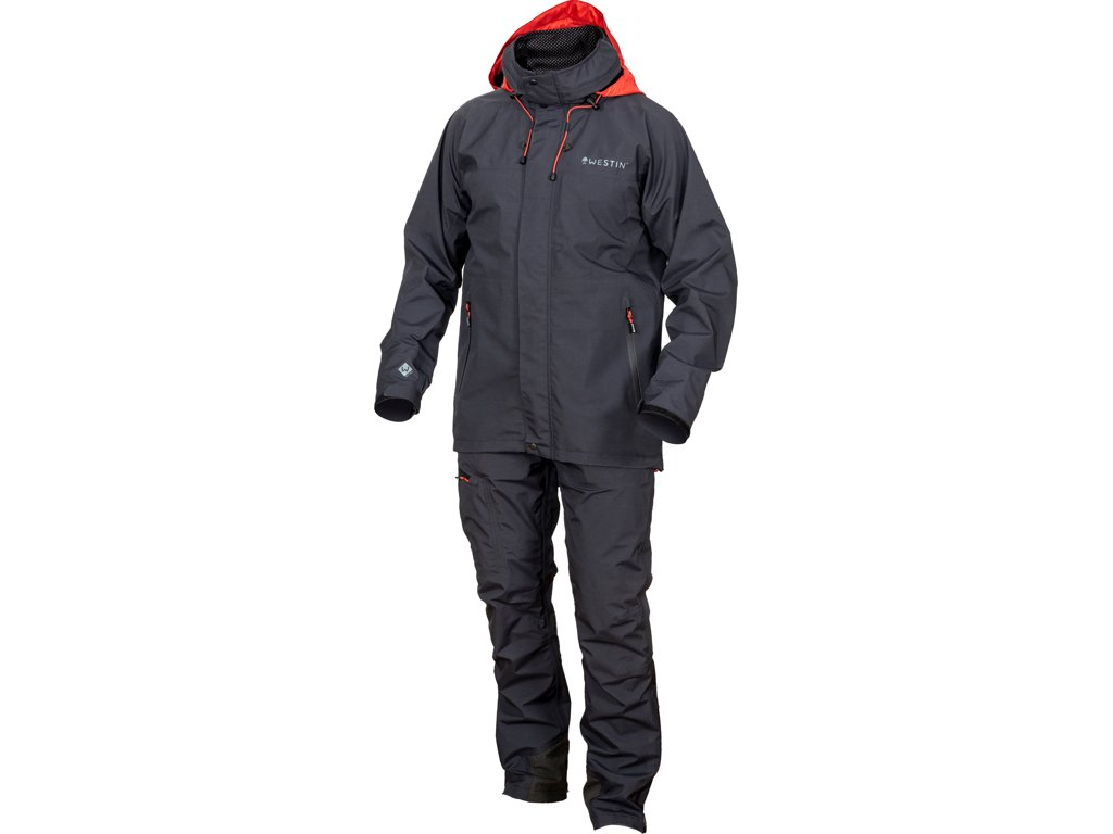 Westin: Vodotěsný oblek W6 Rain Suit Velikost M