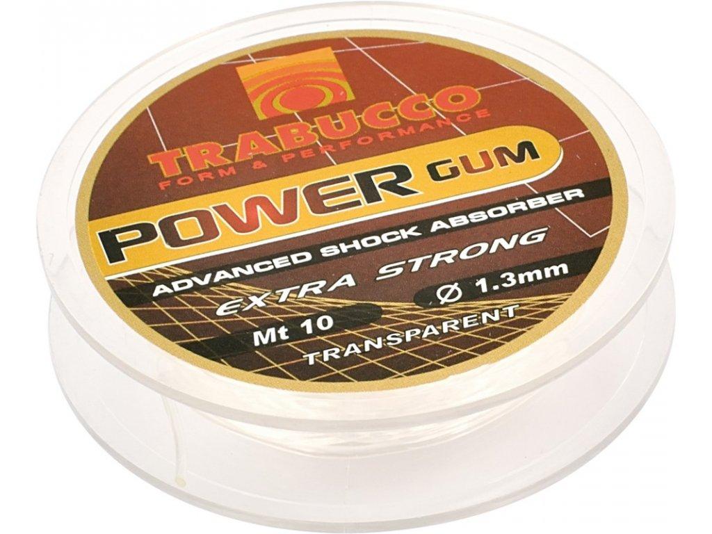 446 trabucco feederova guma power gum 10m 1mm
