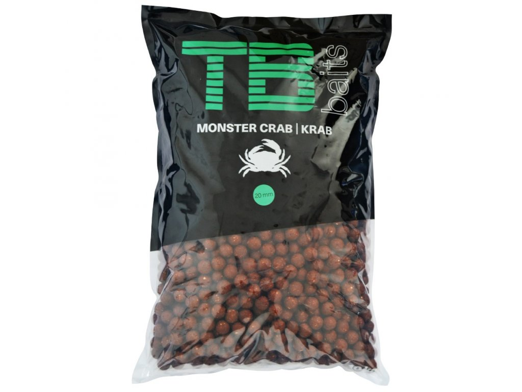 tb baits boilie monster crab