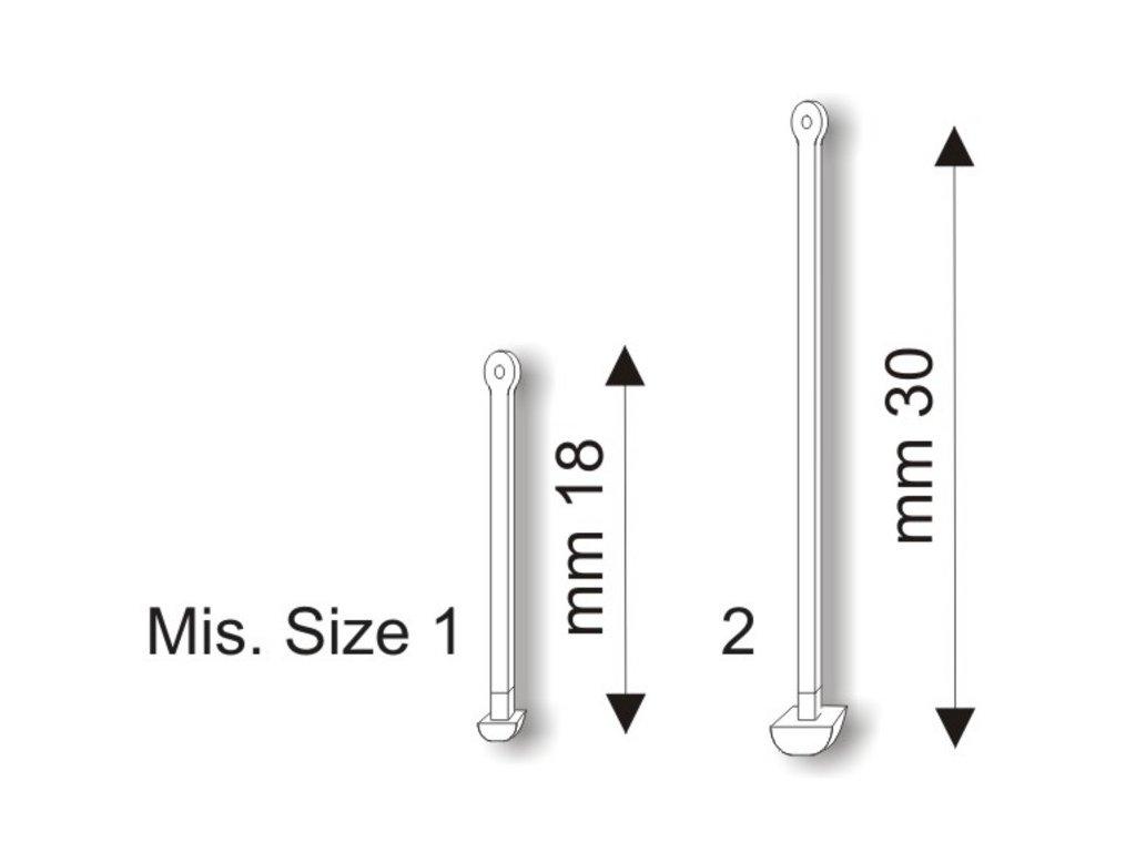 Stonfo silikonová tyčka Blocca esca
