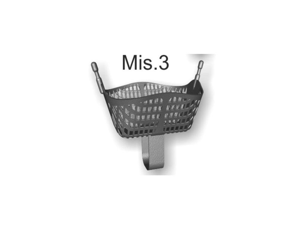 Stonfo košík na prak bicchierino maxi