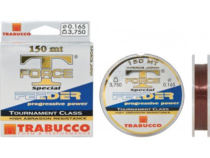 Trabucco vlasec T-FORCE SPECIAL FEEDER 150m (Varianta 0,16mm)