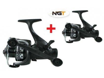 NGT Naviják Dynamic Carp 4000 - AKCE 1+1 ZDARMA!