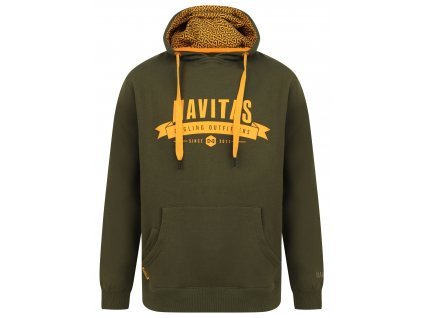 Navitas: Mikina Outfitters Hoody Green Velikost XL