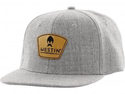 Westin: Kšiltovka Street Viking Helmet Dove Grey