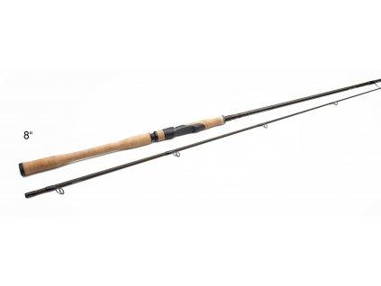 Westin: Prut W4 Powershad 8' 2,4m XH 30-90g 2 díly