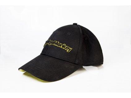 RidgeMonkey: Kšiltovka 'The General' Baseball Cap Black