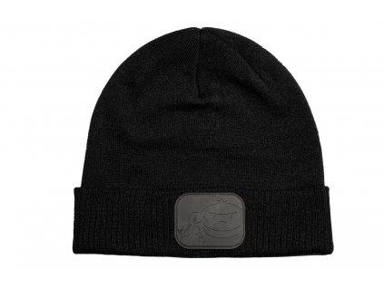 RidgeMonkey: Čepice APEarel Dropback Beanie Hat Black