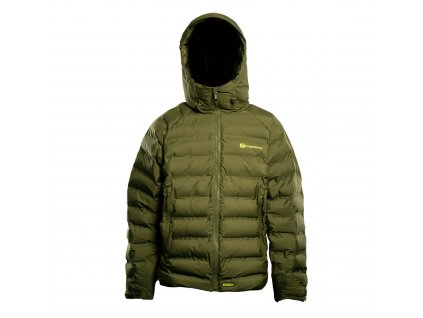 RidgeMonkey: Bunda APEarel Dropback K2 Waterproof Coat Green Velikost XL