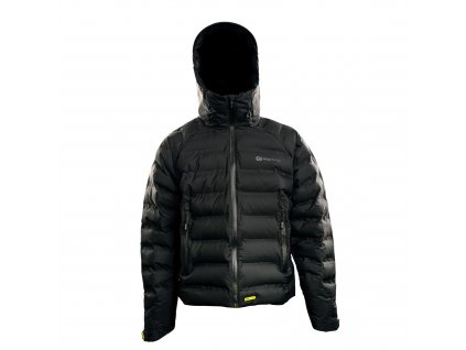 RidgeMonkey: Bunda APEarel Dropback K2 Waterproof Coat Black Velikost L