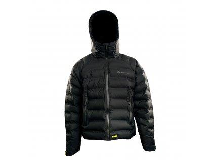 RidgeMonkey: Bunda APEarel Dropback K2 Waterproof Coat Black Velikost XXXL