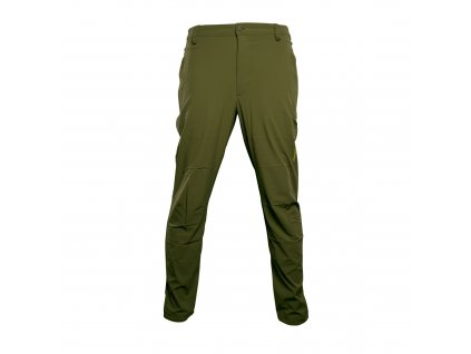 RidgeMonkey: Kalhoty APEarel Dropback Lightweight Trousers Green Velikost XXXL