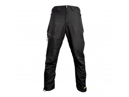 RidgeMonkey: Kalhoty APEarel Dropback Heavyweight Trousers Black Velikost XXL