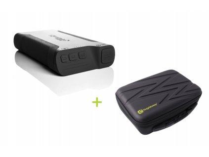 RidgeMonkey: Powerbanka Vault C-Smart 42150mAh Šedá + GorillaBox 370 ZDARMA!