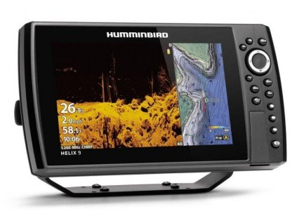Humminbird HELIX 9x CHIRP MSI+ GPS G3N