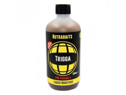 Nutrabaits tekuté boostery - Trigga 500ml