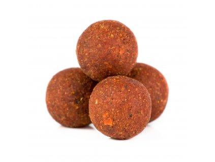 Spiceman boilie 10kg - Pikantní švestka 24mm