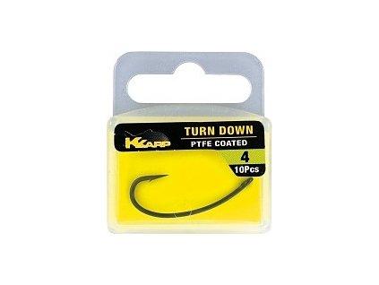 K-Karp kaprové háčky Turn Down 10ks